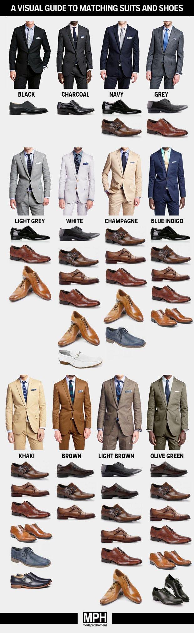 Kleur schoenen